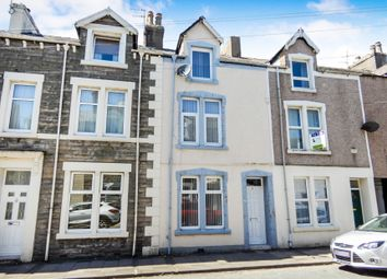 Thumbnail 3 bed terraced house for sale in 18 Peter Street, Workington, Cumbria