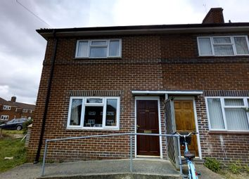 Thumbnail 2 bed terraced house for sale in Croft Road, Marston, Oxford