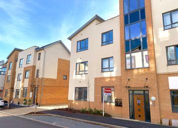Thumbnail 2 bedroom flat for sale in Fenlandia, Ashland, Milton Keynes