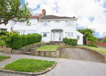 Thumbnail 4 bed semi-detached house for sale in Christian Fields, Streatham/Norbury