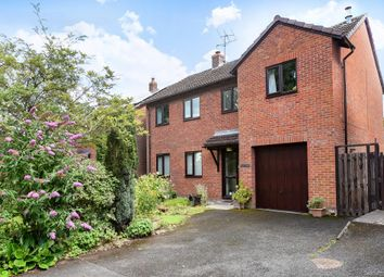Thumbnail 4 bed detached house for sale in Luston, Herefordshire
