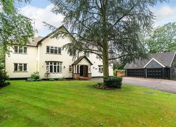 Thumbnail 6 bed detached house for sale in Bulls Lane, Brookmans Park, Hertfordshire