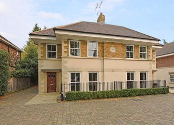 Thumbnail 5 bed semi-detached house to rent in Brooklands Road, Weybridge