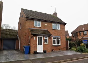 Thumbnail 3 bed detached house for sale in Riley Drive, Banbury