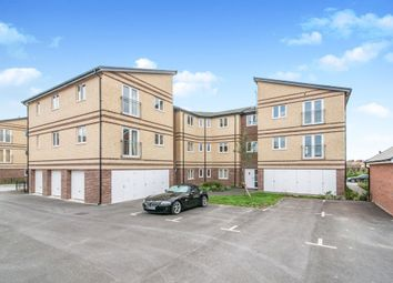 Thumbnail 2 bed flat for sale in Halter Way, Picket Twenty, Andover