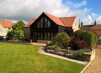Thumbnail 3 bedroom barn conversion for sale in Northwold, Thetford, Norfolk