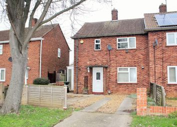 Thumbnail 2 bedroom end terrace house for sale in Eastern Avenue, Dogsthorpe, Peterborough