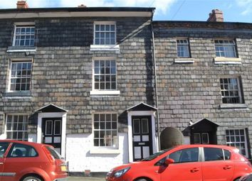 Thumbnail 3 bed terraced house for sale in 32, Crescent Street, Newtown, Powys