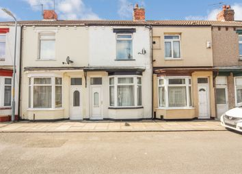 Thumbnail 2 bed terraced house for sale in Herbert Street, Middlesbrough