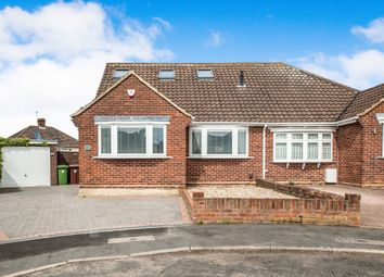 Thumbnail 3 bed bungalow for sale in Heather Rise, Bushey