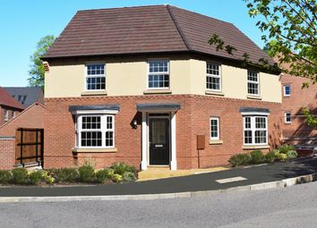 "Thumbnail 4 bed detached house for sale in ""Ashtree"" at Welbeck Avenue, Burbage, Hinckley"