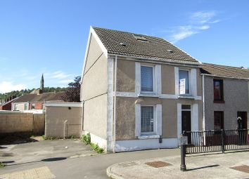 Thumbnail 3 bed end terrace house for sale in Clase Road, Morriston, Swansea, City And County Of Swansea.