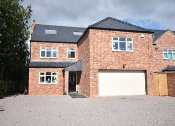Thumbnail 5 bed detached house for sale in Lowfields Centre, Brant Road, Lincoln
