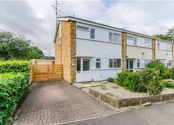 Thumbnail 3 bed end terrace house for sale in Chelwood Road, Cherry Hinton, Cambridge