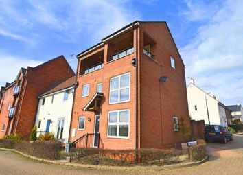 Thumbnail 4 bed end terrace house to rent in Wagstaff Way, Olney