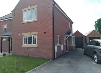 Thumbnail 2 bed semi-detached house to rent in Sessile Crescent, Ruskington