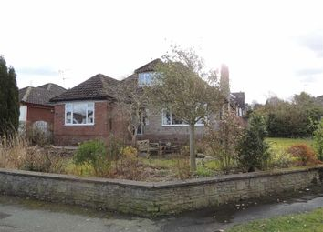 Thumbnail 3 bed detached bungalow for sale in The Ridgeway, Disley, Stockport