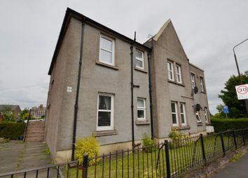 Thumbnail 2 bed flat to rent in Mcgrigor Road, Stirling