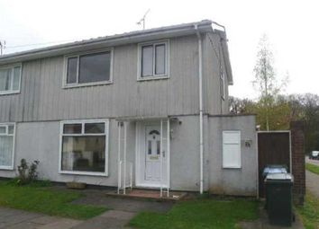 Thumbnail 3 bed semi-detached house for sale in Page Road, Canley, Coventry
