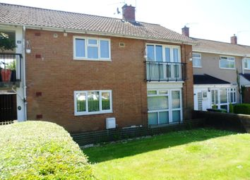 Thumbnail 1 bed flat to rent in Liswerry Drive, Llanyravon, Cwmbran