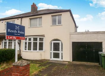 Thumbnail 3 bed semi-detached house to rent in Taylor Road, Wolverhampton
