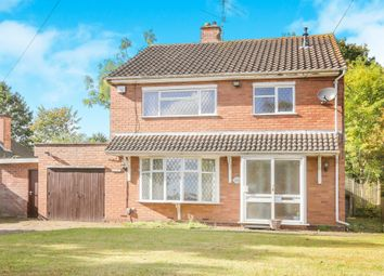 Thumbnail 3 bed detached house for sale in Borrington Road, Kidderminster