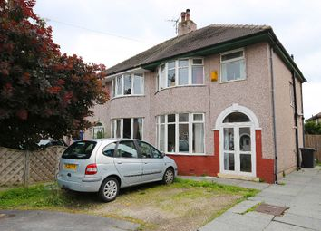 Thumbnail 3 bed semi-detached house for sale in Burnfell Road, Lancaster