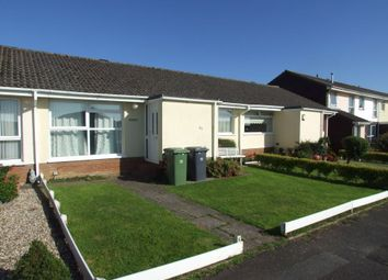 Thumbnail 2 bedroom terraced bungalow to rent in West Meadow Close, Braunton