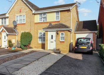 Thumbnail 3 bed end terrace house for sale in Rhum Mews, Wickford