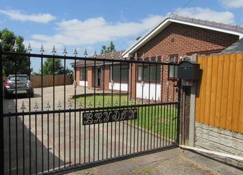 Thumbnail 6 bed detached bungalow for sale in Norlands Lane, Rainhill
