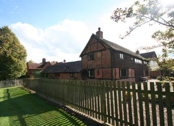 Thumbnail 4 bed barn conversion for sale in Old Warwick Road, Lapworth, Solihull