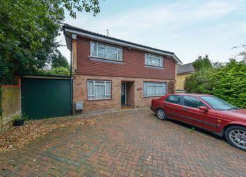 Thumbnail 4 bed detached house for sale in Paynesfield Road, Bushey Heath, Bushey