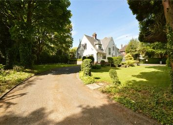 Thumbnail 4 bed detached house for sale in Prestbury Road, Prestbury, Cheshire