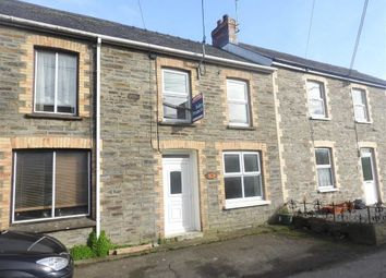 Thumbnail 2 bed terraced house for sale in Dre-Fach Felindre, Llandysul