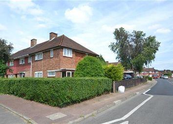 Thumbnail 3 bed end terrace house for sale in Carlton Avenue, Feltham
