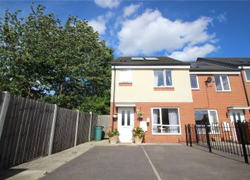 Thumbnail 3 bed town house for sale in Aaron Wilkinson Court, South Kirkby