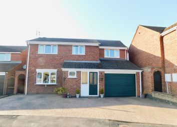 4 bed detached house for sale in Bransdale Road, Wigston Meadows, Leicestershire LE18