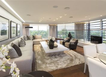 Thumbnail 5 bedroom flat to rent in Penthouse, The Atrium, 127-131 Park Road, St Johns Wood