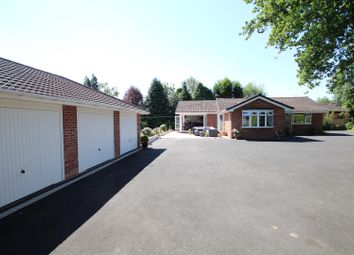Thumbnail 3 bed bungalow for sale in Forge Lane, Stretton, Burton-On-Trent