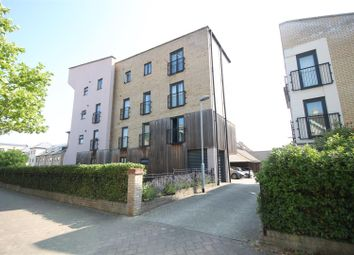 Thumbnail 2 bed flat for sale in Chieftain Way, Cambridge