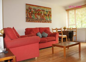 Thumbnail 1 bed flat to rent in Windlesham Grove, London