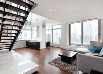 Thumbnail 2 bedroom flat to rent in Pan Peninsula Tower, London
