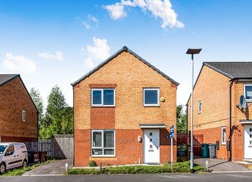 Thumbnail 4 bed detached house to rent in Metcombe Way, Manchester