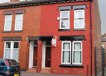 Thumbnail 4 bed property to rent in Greville Street, Longsight, Manchester