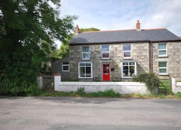 Thumbnail 4 bed semi-detached house for sale in Redruth, Cornwall