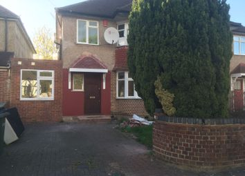 Thumbnail 4 bed semi-detached house for sale in Imperial Drive, Harrow