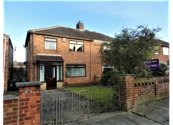Thumbnail 3 bed semi-detached house for sale in Ryehill Gardens, Hartlepool