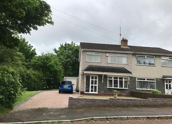 Thumbnail 3 bedroom semi-detached house for sale in Frederick Place, Llansamlet, Swansea