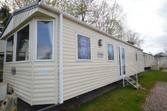 Thumbnail 2 bed mobile/park home for sale in Dawlish Warren, Dawlish
