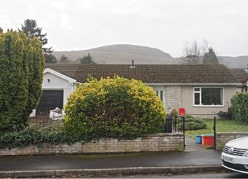Thumbnail 6 bed detached bungalow for sale in Lime Trees Avenue, Crickhowell